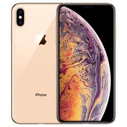 再补货:Apple 苹果 iPhone XS Max 智能手机 64GB 金色 移动4G优先版