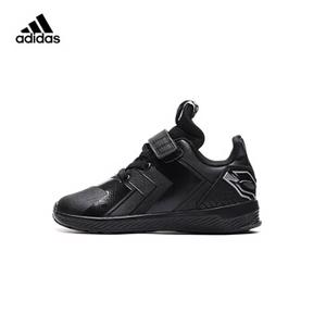 阿迪达斯(adidas)儿童鞋新款运动鞋蜘蛛侠男女童跑步鞋AH2458