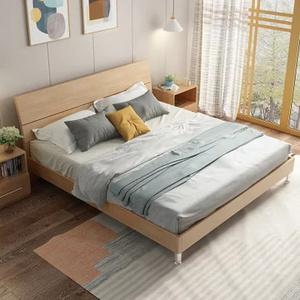 A家家具 北欧双人床 1.5米框架款
