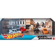 【亚马逊Prime Day】Hot Wheels 速度与激情 收藏家车库2礼盒套装