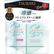 【亚马逊Prime Day】TSUBAKI 丝蓓绮 高级清凉泵洗发水套装 490ml×2瓶
