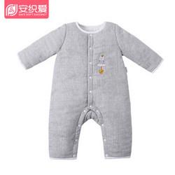 SAFE SOFT SUCCINCT 安织爱 婴儿纯棉加厚棉服