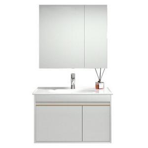 九牧 A2255 简欧浴室柜组合 普通款 80cm