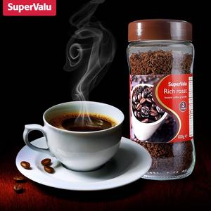 进口德国拼配速溶咖啡无糖黑咖啡100g *6件