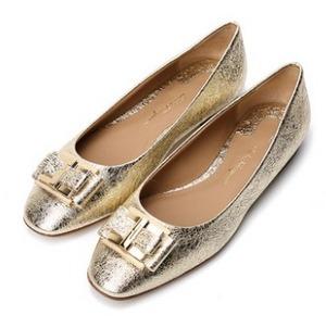 Salvatore Ferragamo 菲拉格慕 女士低跟单鞋 01M670