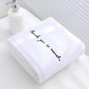 纯棉浴巾 70*140cm