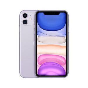 Apple iPhone11(美版有锁移动电信4G)苹果11单卡新款智能手机 紫色 64GB美版有锁激活移动电信
